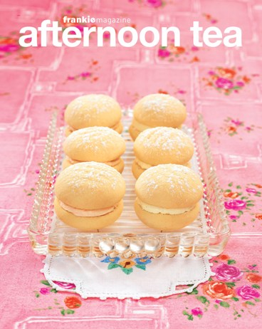 Afternoon tea book cover