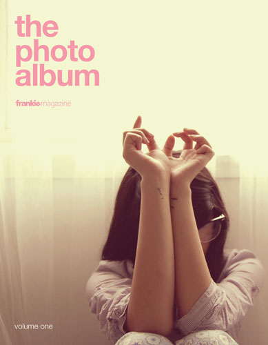 Frankie photo album