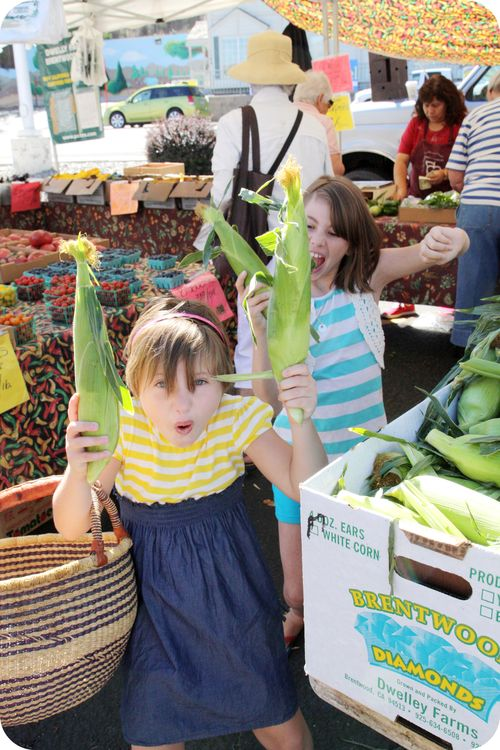 Cal farmers market 1