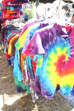 Apple fair tyedye