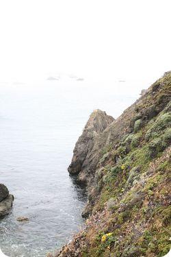 MM overlooking the hillside