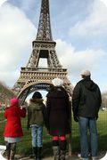 Danielle Eiffel Tower