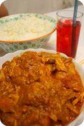 Danielle Indian food