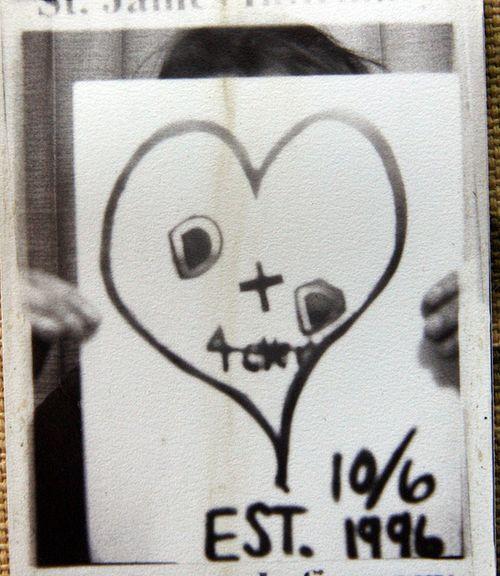 Photobboth-love heart