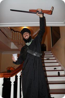 Osama bin drinkin