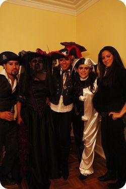 IGT halloween gang