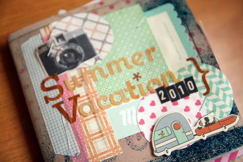 Cover summer mini
