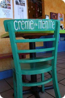 Sebastapol ice cream chair 2