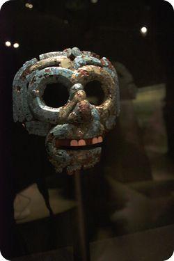 Mosaic mask Mex
