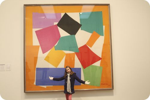 M and Matisse Tate Modern