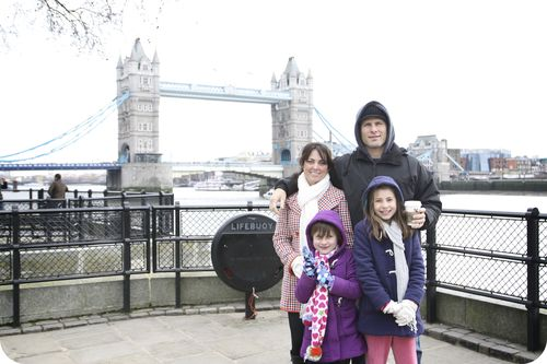 London bridge family
