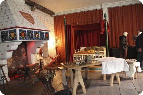 Duke's room