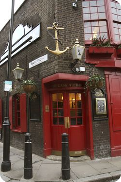 The anchor pub