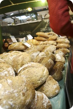 Bread at borough