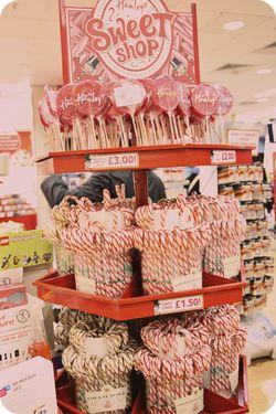Hamley's candy