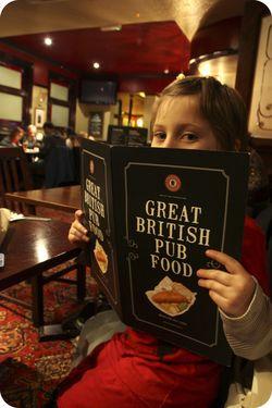British menu ava