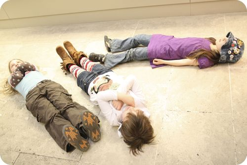 3 mummies