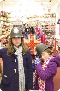 Police girls