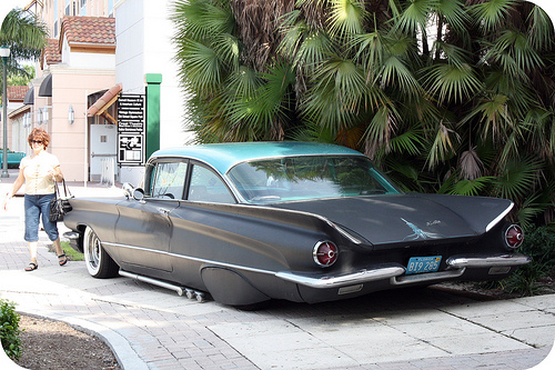 SR car