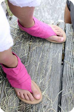 Fall fest feet