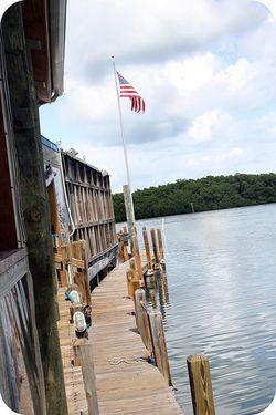 Key dock