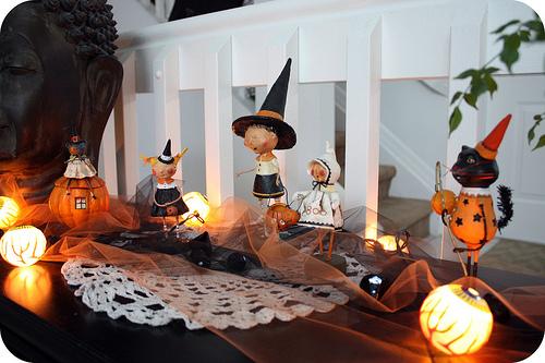 Halloween LM dolls