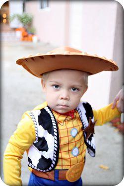 Halloween cowboy