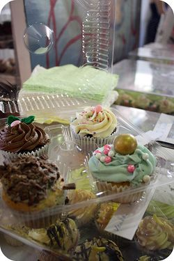 SR cupcakes