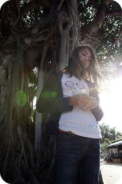 Tall tree m sun