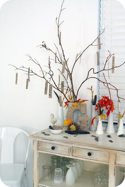 Thanksgiving tree buffet far
