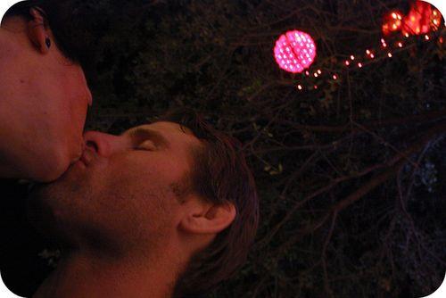 Xmas mistletoe