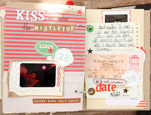 Dec mini day 28 and 29