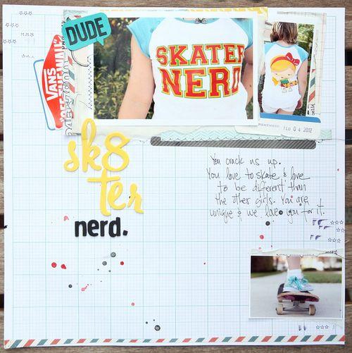 Sk8ter nerd