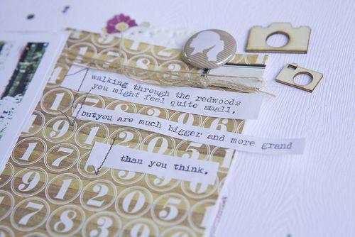 Grand close journaling