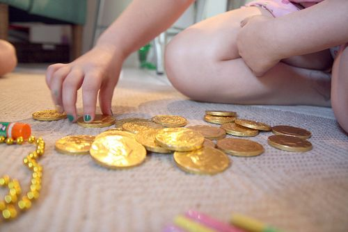 St pats coins
