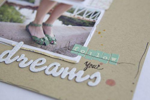 Follow your dreams title