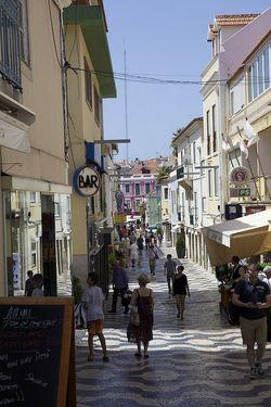 Portugal cascais city look