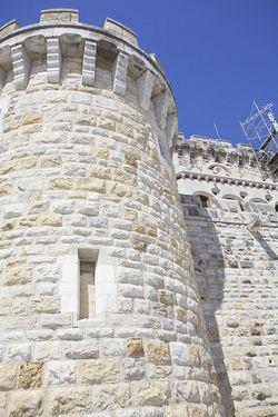 Portugal estoril castle tower