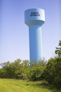 LDW Bonita Springs watertower