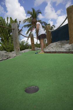 LDW golf steep