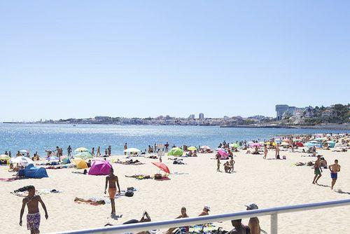 Portugal estoril beach 1
