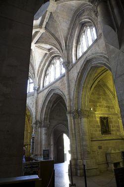 Portugal SM church arch