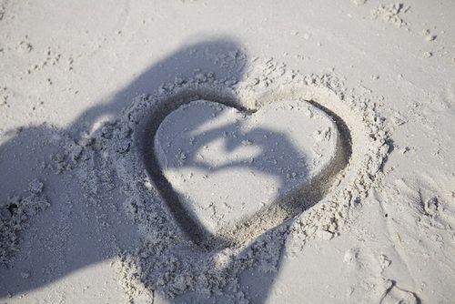 LDW shadow heart