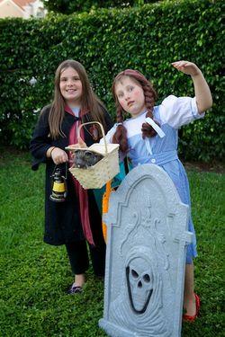 Halloween Ava Chloe