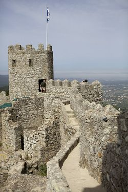 Portugal Moor Castle 2