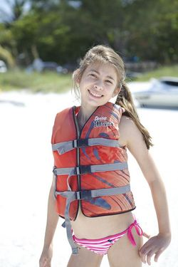 LDW McK smile lifevest