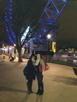 London 13London Eye Setph and me