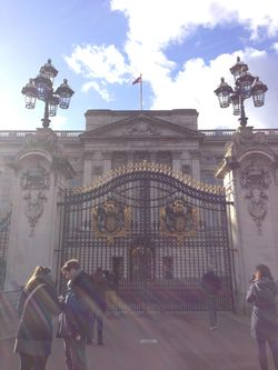 London 13 Buckingham gates
