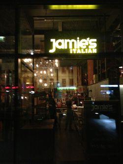 London 13 Jamie Italian