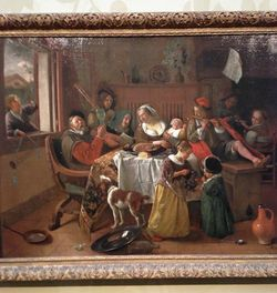 London 13 Rijks family painting